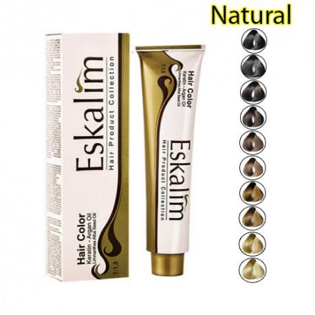 رنگ موی اسکالیم سری طبیعی (Natural)