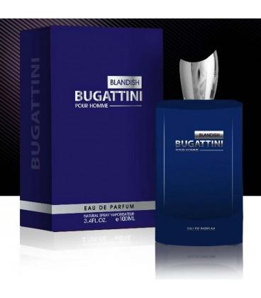 ادکلن بلندیش مردانه BUGATTINI با حجم 100 میل