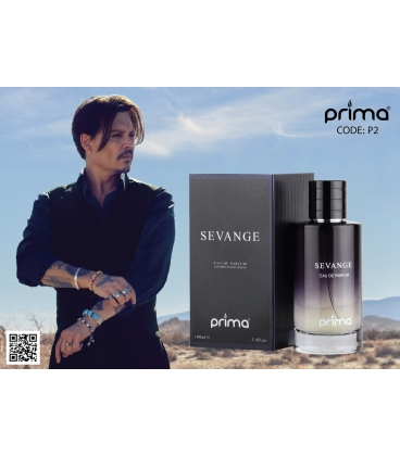 Dior Sauvageادکلن 100میل مردانه P2 Prima