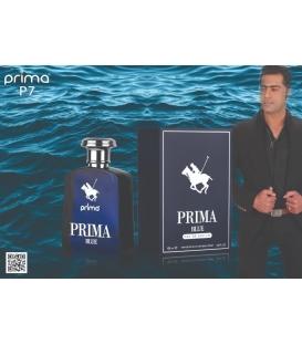 ادکلن مردانه پریما مدل بلو - پولو بلو Polo Blue حجم 100 میل