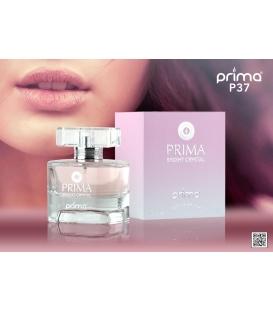 ادکلن زنانه پریما مدل برایت کریستال - ورساچه کریستال صورتی Versace Bright Cristal Women